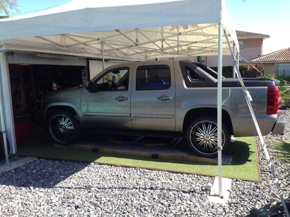 Montage Chevrolet Avalanche