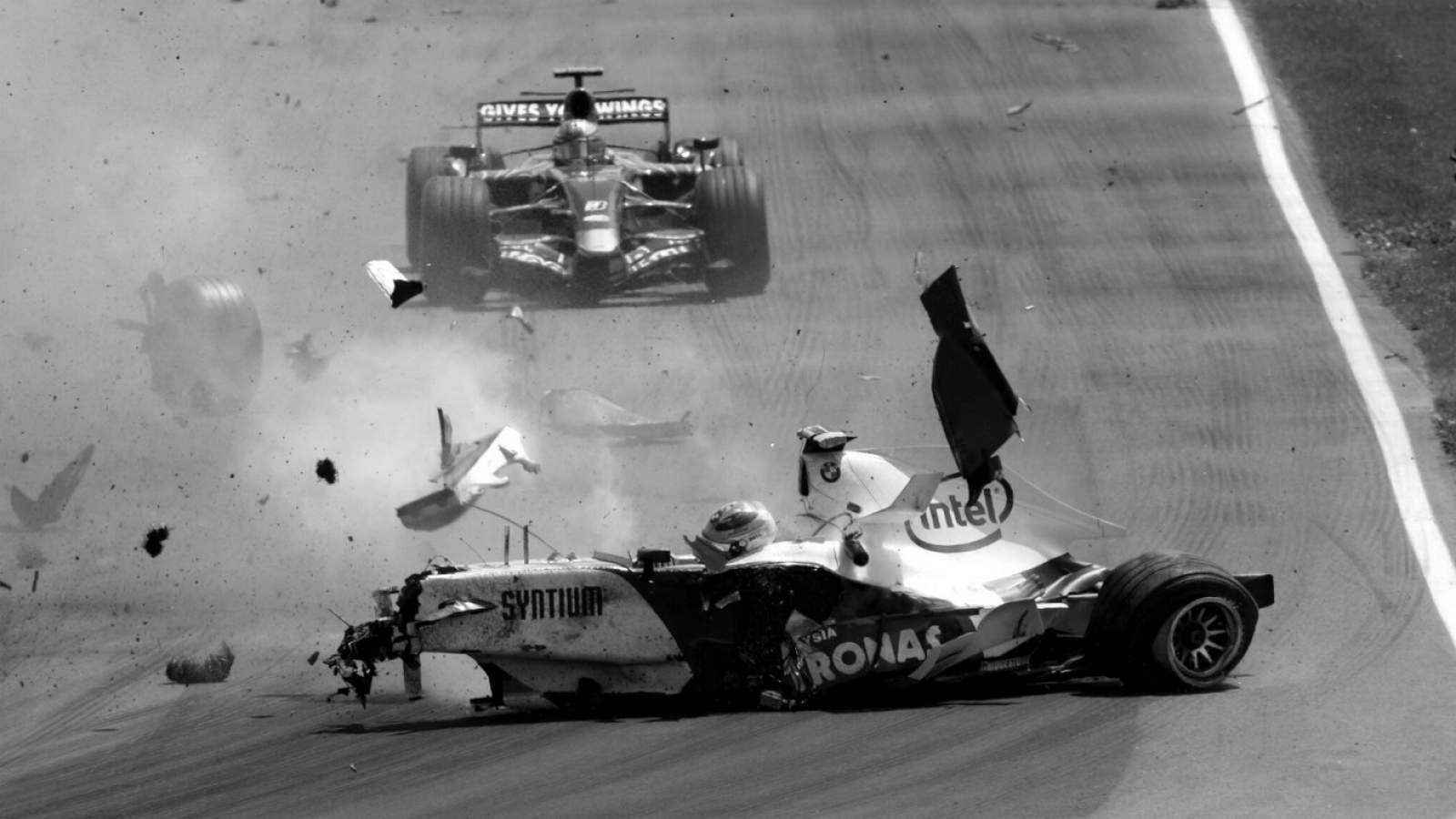 Crash f1