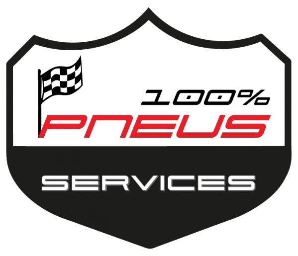 Logo 100 pneus